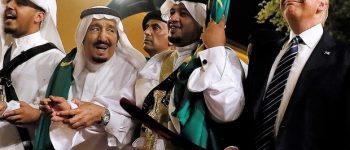 همدستی ترامپ با اعراب خلیج فارس علیه کشور عزیزمان ایران چه عواقبی دارد؟